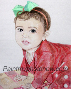 Color Pencil Paintings