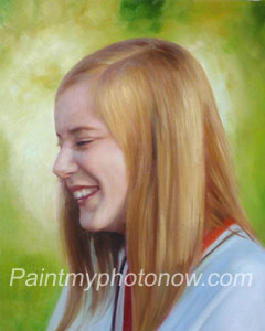 Portrait Paintings