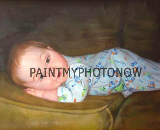Paint My Photo Photo To Painting Custom Paintings From