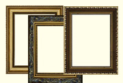 Painting art frames